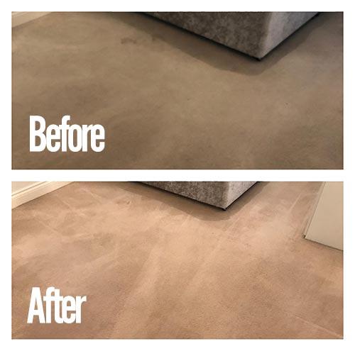 carpet cleaning job in lewisham