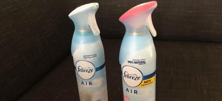 febrese air freshner